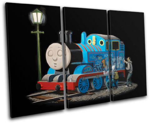 Thomas Tank Engine Banksy - 13-0950(00B)-TR32-LO